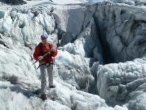 Шамони – Цермат. Glacial Haute route.