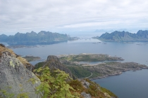 Норвежский спорт.(видео-отчет о горных походах 2012)