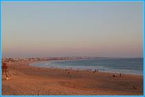 Пять пляжей Андалусии в сентябре 2012