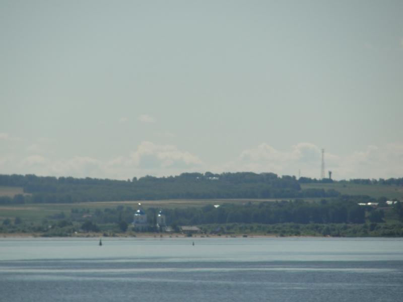 ЮРИНО : Нижегородская область, в Юрино есть замок