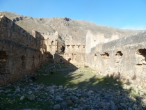 Е4, Западный Крит, Новый Год 2013
