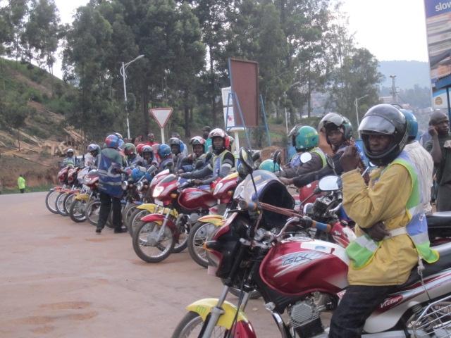 Смех сквозь слёзы. ч.3 Руанда, Бурунди.  конец 2011г.