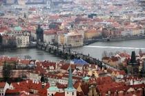 Вот такой мы полюбили Прагу (март 2013)