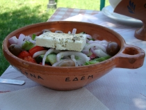 Греческая гурманомания...или Kale orexe!