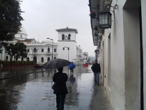 Как я болела, блуждала, тонула, ночевала в музее и т. д. Колумбия, Венесуэла