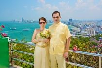 Свадьба в Паттайе 2013