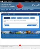 Виза в Канаду заполнение анкеты, подготовка документов на визу