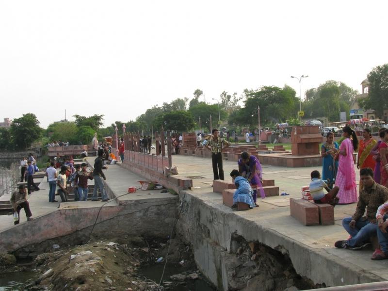 Джайпур на радуге