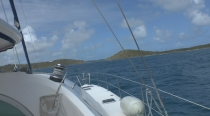Яхтинг на Карибах