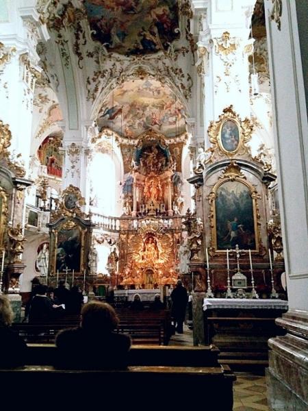 Мюнхен ( февраль - март 2014)