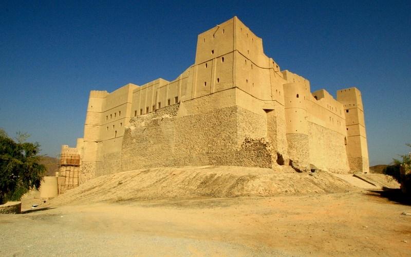 Оман. Февраль 2014. Автопутешествие