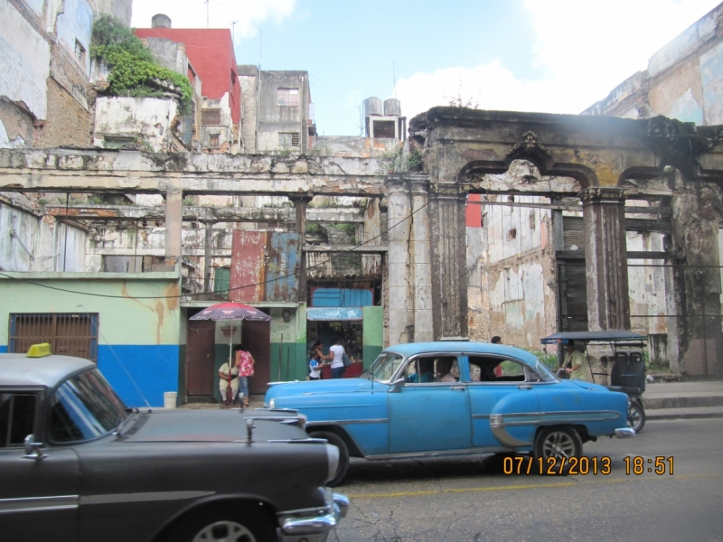 Куба – нелюбовь моя!