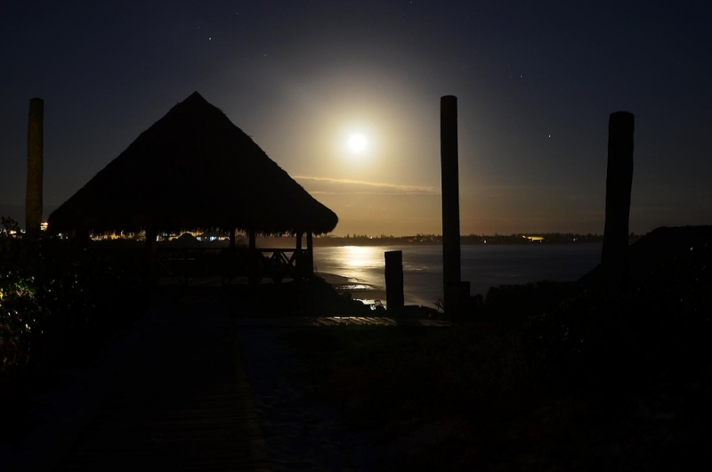 Кайо Ларго, остров возле острова Свободы