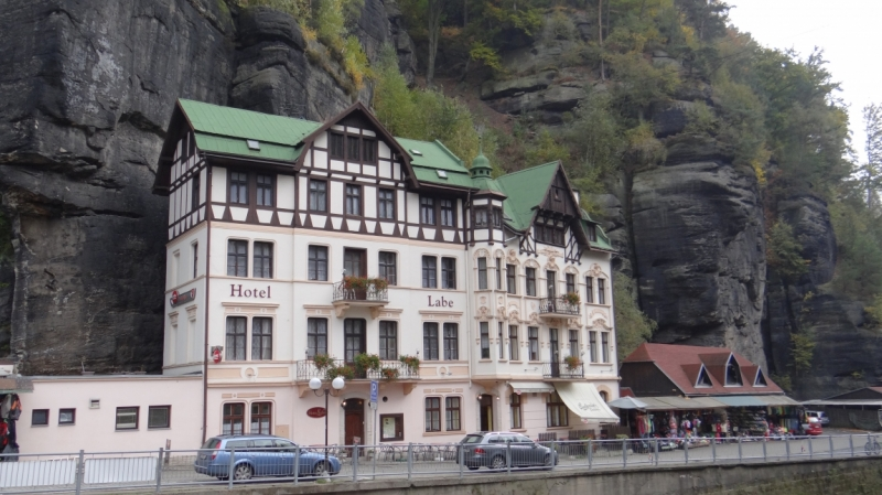Открывая Чешскую Швейцарию