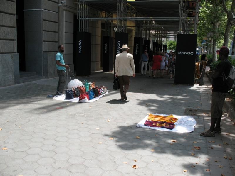 Испания: Барселона и немного Севильи