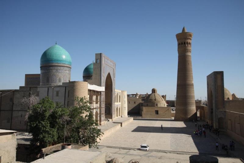 Удивительный Узбекистан: Самарканд, Бухара, Хива. Май 2013 (подробный рассказ с фото)