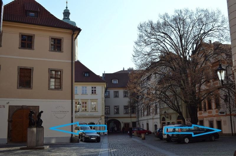 Про Матушку с когтями, или Прага для сомневающихся.