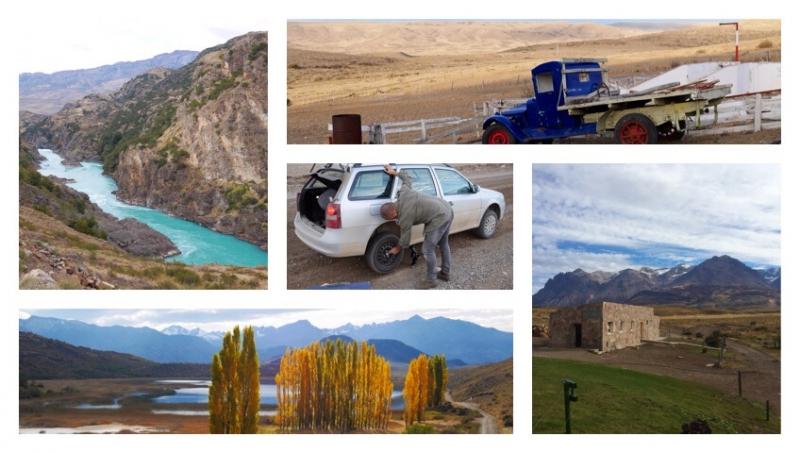 Патагония маршрут путешествия на автомобиле