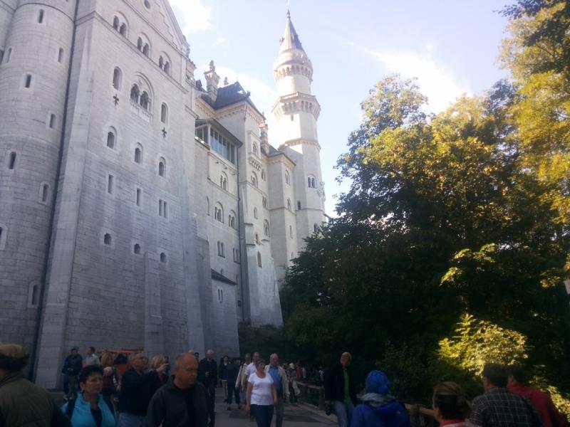 Бавария и немного Австрии 2013. Фотоотчет.