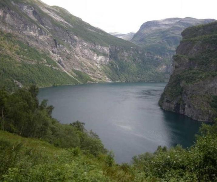 В Норвегию как в первый раз (июль 2013, трафик!)
