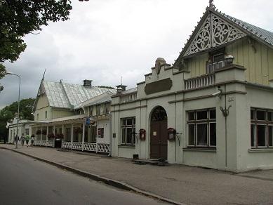 Из Москвы на побережье Балтийского моря в Эстонии (Москва - Пярну - Москва)