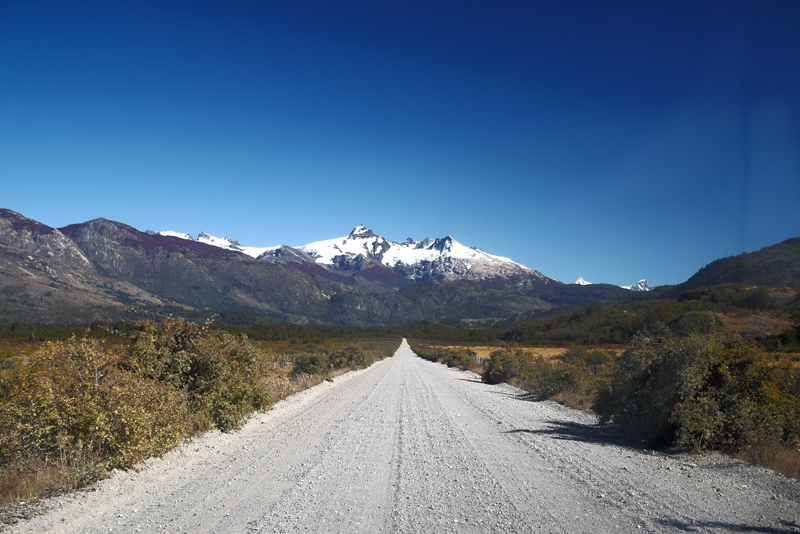 Патагония Чили от Футалеуфу до Хенераль Каррера по Карретера Аустраль на автомобиле