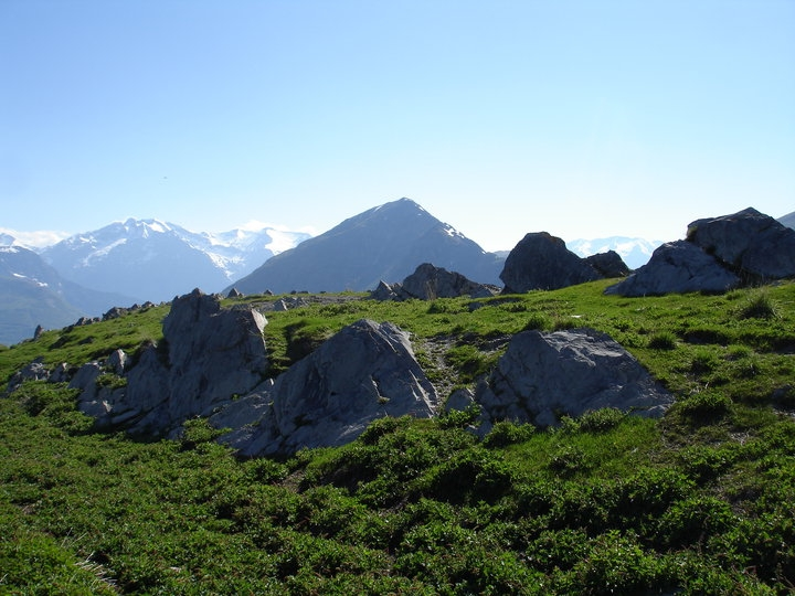 Французские Альпы летом: plateau des Emparis, рай на земле.