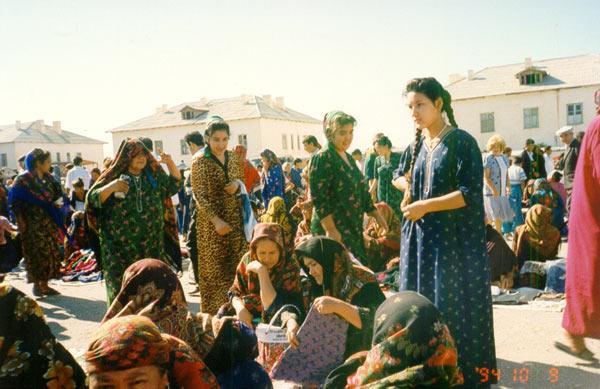 Туркменистан (Туркмения)