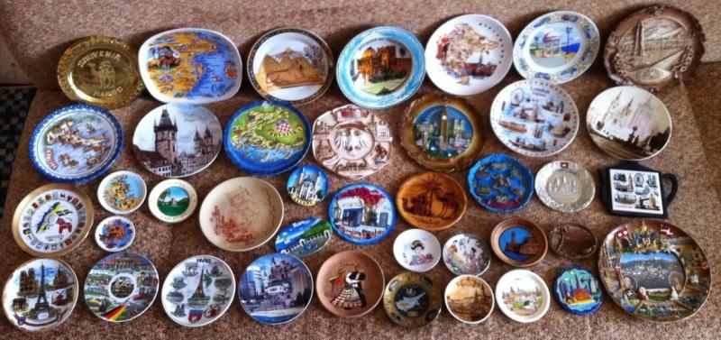 Сувенирные тарелки разных стран купить через интернет