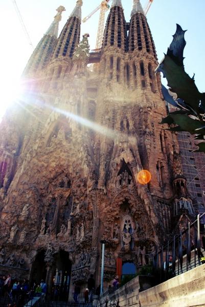Barcelona и рядом. Почему кружится голова.