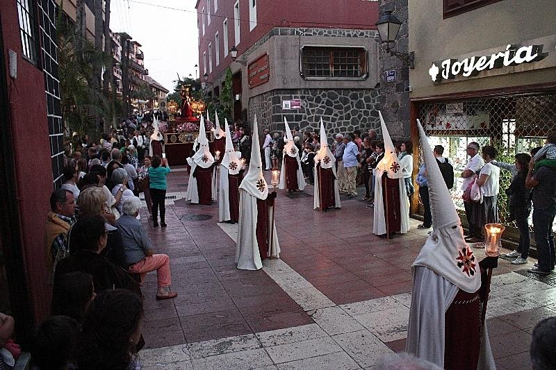Semana Santa в Пуэрто де ла Круз (Тенерифе)