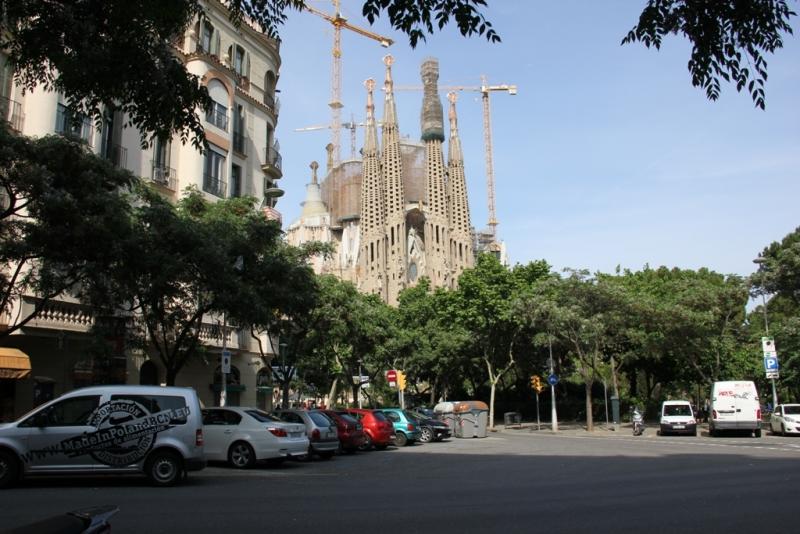 Бланес-Барселона-Тосса дель Мар-Жирона-Фигейрос-Бесалу-Кастельфолит де ла Рока-Монсеррат