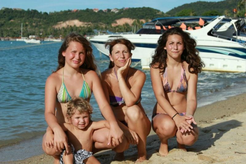 Цыганская семья. Или наша жизнь одновременно на два дома – в Хуа-Хине и на Самуи