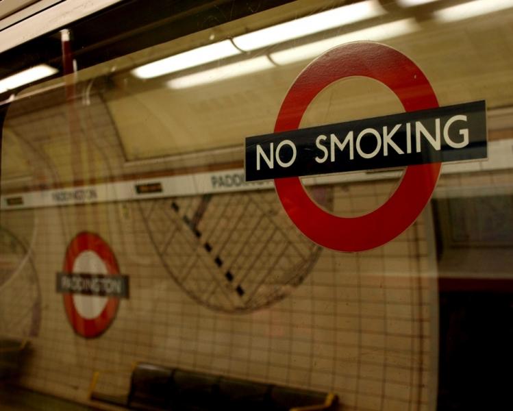 Секреты Лондонского Метро