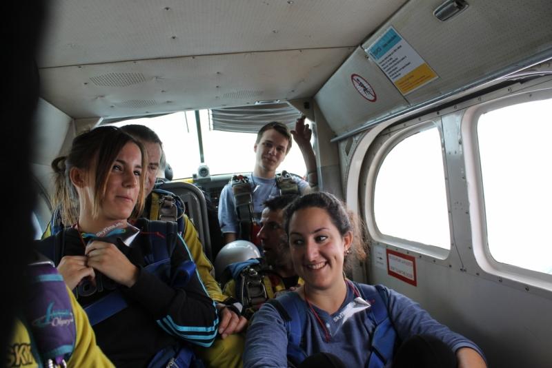 Бюджетно-парашютно-дебютный вояж (Валенсия-Кастельон-Барселона-Фигерас-Эмпуриабрава)