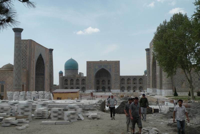 Автопутешествие по Средней Азии (Казахстан, Узбекистан, Таджикистан, Киргизия)