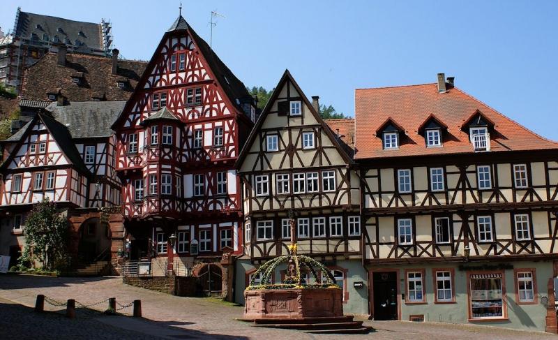 Северная Бавария: неизвестное!