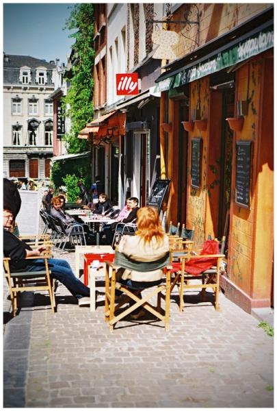 Бельгия. Брюссель весна 2014