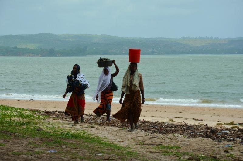 Белая и масаи. Танзания, январь - март 2014 г.