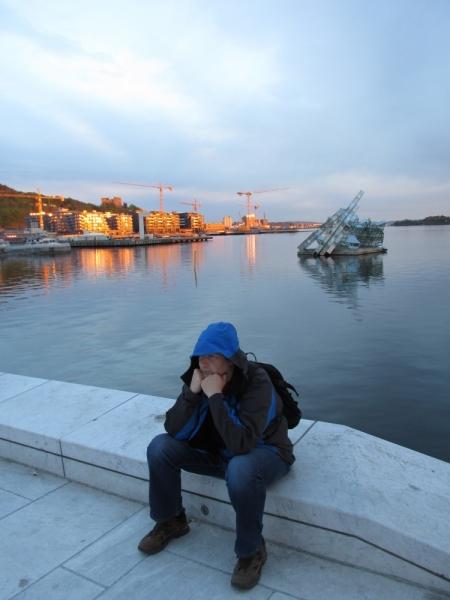 Норвегия, май. Две недели солнца.