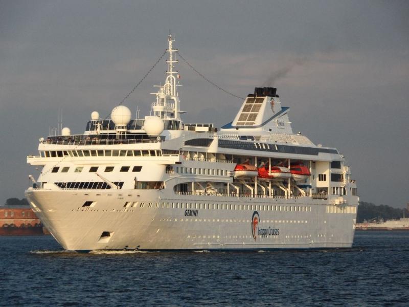 Круизная компания Royal Caravella и её судно Gemini