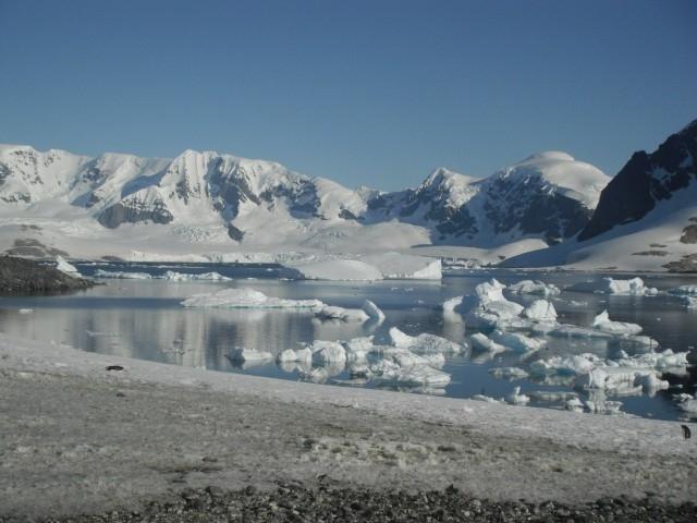 Антарктида и немного Аргентины