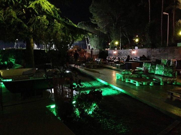 Ночная жизнь в Риме