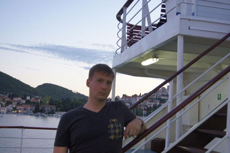 Паром Дубровник-Бари