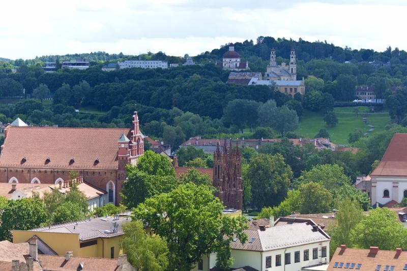 Литва. Вильнюс-Тракай-Каунас