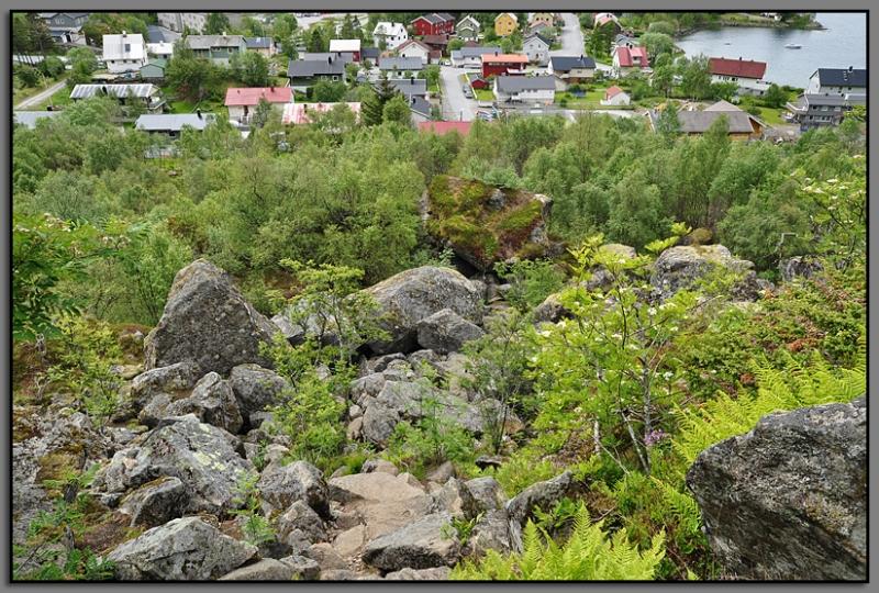 Прогулки по Лофотенам. Июнь 2014