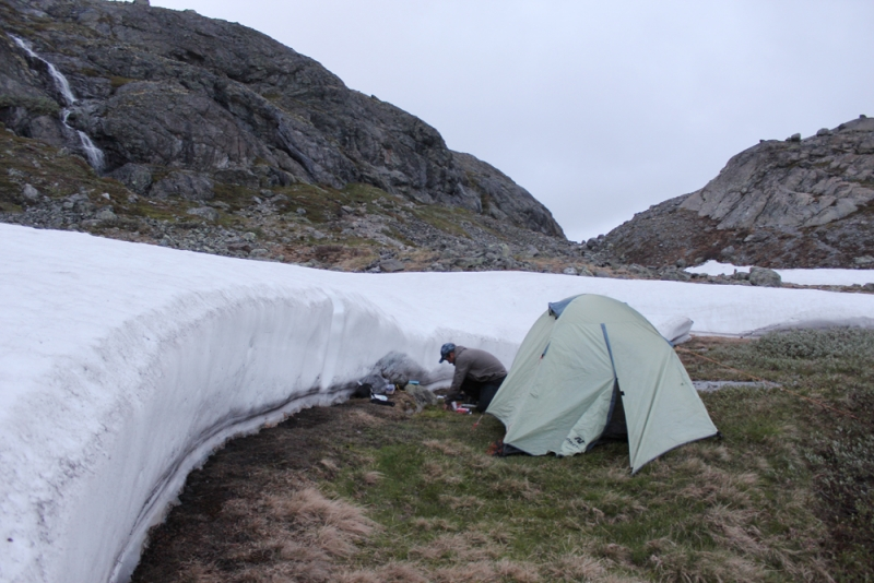 Наша светлая Норвегия 2014 (июнь-июль), или как сказку сделать былью