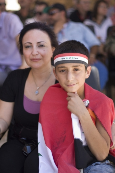 Сирия, которой больше нет