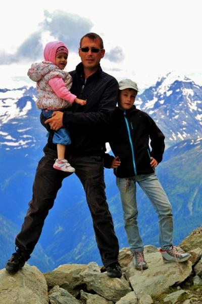 5-ть дней в Швейцарии.