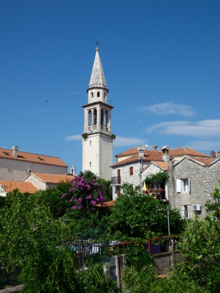 Четыре дня в Черногории